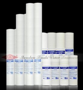OEM Customized 20 Inch PP Filter Cartridge pictures & photos