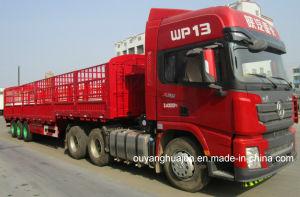 L: 13 Meters H1.6 Meter Warehouse Column Semitrailer pictures & photos