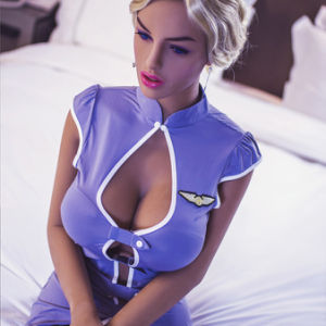 Realistic Solid Sex Doll Full Size with Vaginal Oral Anal Sex Toys for Men pictures & photos