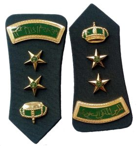 Army Police Military Shoulder Rank Emblem pictures & photos