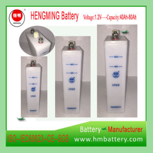 Ni-CD Rechargeable Alkaline Battery/ Ni-CD Battery Gn60 pictures & photos