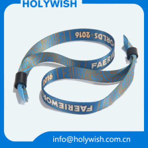 Custom Brand Design Event Wristband Giveaways with Logo pictures & photos