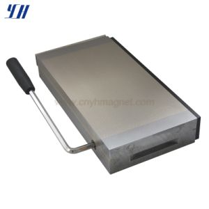 Dense Rectangular Permanent Magnetic Chuck for Grinder pictures & photos