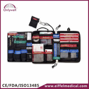 Competitive Price Medical Workplace Factory Emergency First Aid Bag pictures & photos