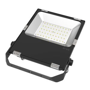 Driverless 50W Aluminum Housing Osram 3030 LED Floodlight with with Ce RoHS pictures & photos