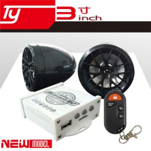 Motorcycle Audio System MP3 Player Electric Motor Spare Part pictures & photos