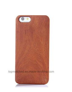 Wood Material Wood Phone Case, Customized Phone Case for Mobile Phone Case pictures & photos