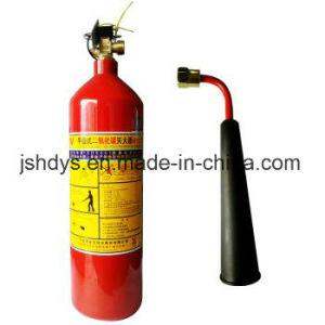 2kg Ce Certification of Fire Extinguisher Cylinder