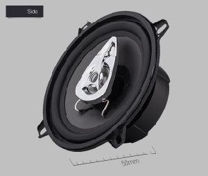 530b Professional Supplier Auto Horn 5 Inch Car Coaxial Speaker pictures & photos