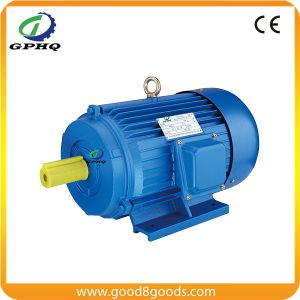 380V Y Three Phase AC Motor 90kw 125HP pictures & photos
