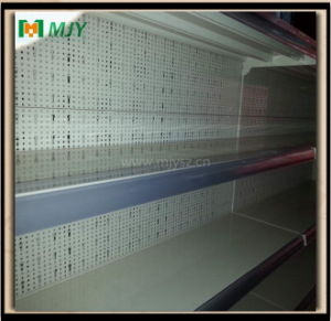 Perforated Back Panel Supermarket Shelf Mjy-3807 pictures & photos