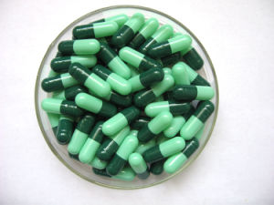 Different Sizes of Empty Hard Gelatin Capsules Shell Colored and Bulk HPMC Capsules pictures & photos