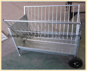 Galvanized Sheep Hay Rack /Cow Feeder pictures & photos