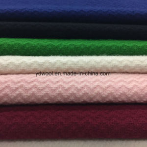 Wave Styles Wool Fabric Ready Greige pictures & photos