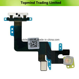 High Quality Power on off Button Flex Cable for iPhone 6s Plus pictures & photos