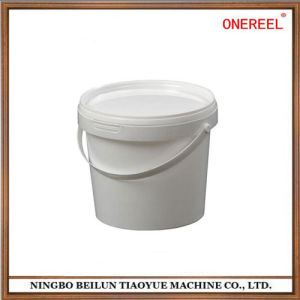 Factory Supply Muti-Function 2L Plastic Bucket with Lid pictures & photos
