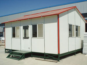 Low Cost Prefabricated Mobile House for Sale
