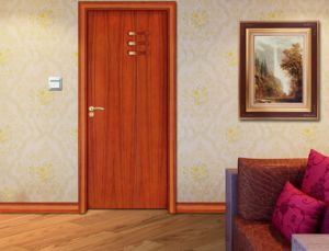 Cheapest PVC Fresh Style Design Simple Bedroom Door Designs pictures & photos