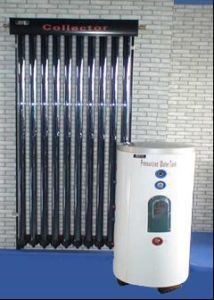 Split Solar Water Heater - Solar Keymark pictures & photos