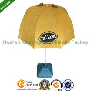 1.5m Small Mini Sun Parasol Beach Umbrella for Promotion (BU-P0036) pictures & photos