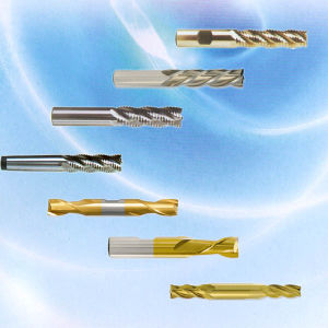 End Mills, Cutters