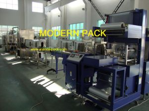 PE Film Wrapping Shrink Machine pictures & photos