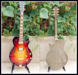 Plywood Jazz Guitarhollow Guitar (YZ-104G)