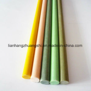 Pultruded Solid High Strength Durable Fiberglass Rod /Pole pictures & photos