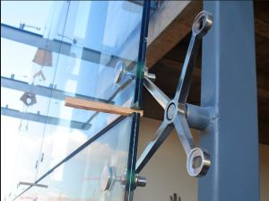 4 Hands Spider Fixing for Glass Curtain Wall pictures & photos