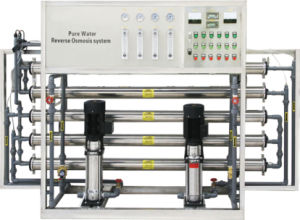 Pure Water Treatment Plant (1t/hour)