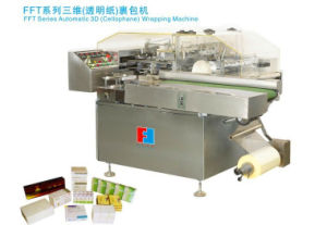Pharmaceutical Box Cellophane Overwrapping Machine pictures & photos
