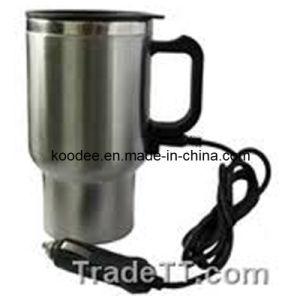 Stainless Steel Double Wall USB Car Mug (KD-276)