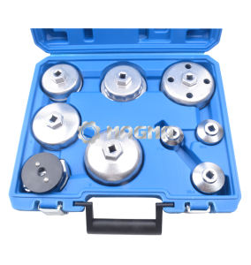 9 PCS Cap Oil Filter Wrench Set-Motor Tools (MG50641) pictures & photos