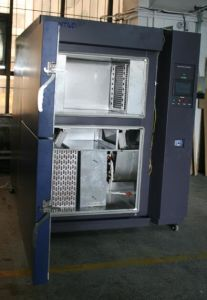 252 L Three Zones Thermal Shock Testing Machine pictures & photos