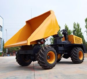 Chinese Hydraulic Concrete 2ton Mini Dumper for Sale pictures & photos