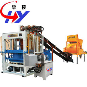 Manual Block Machine (HY-QT4-25)