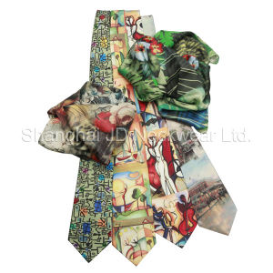 Digital Photo Printing Ties pictures & photos
