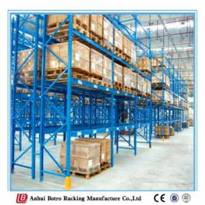 Storage Warehouse Storage Steel Pallet Rack pictures & photos