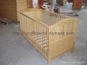 Baby Cot/Crib/Bed (305)
