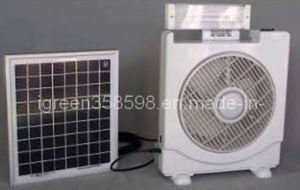 Solar Fan /Rechargeable Fan (12V10BU)