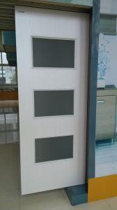 Wood Plastic Composite Door pictures & photos