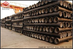 Dn350 Ductile Iron Pipes