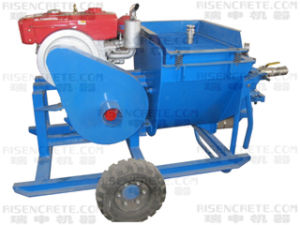 Pistion Mortar Pump in Diesel Engine (RG50/40) pictures & photos