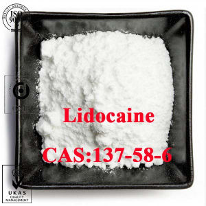 Local Anesthetic Lidocaine USP Standard 99% Pain Skiller CAS 137-58-6 Xylocaine Powder pictures & photos