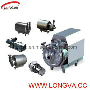 Stainless Steel Food/Milk/Beer/Sanitary Centrifugal Pumps pictures & photos