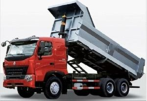 Sinotruk / Cnhtc HOWO A7 336HP 6X4 Tipper Truck / Dumper Truck / Dump Truck with Volvo Box Zz3257n3647n1 pictures & photos
