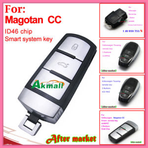 Remote Key for Auto Volkswagen Touareg with 3 Buttons 315MHz pictures & photos