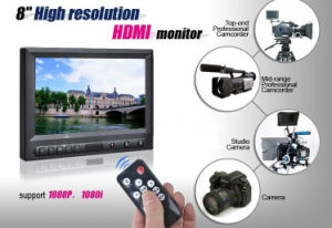 Mini 16: 9 8 Inch Touchscreen HDMI Monitor pictures & photos