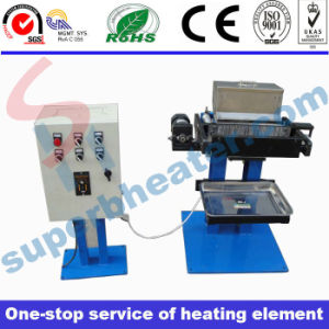 Cartridge Heaters Heating Rods Manufacture MGO Powder Filling Machines pictures & photos