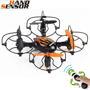 RM-522830 2.4G 4CH 4 Axis Hand Sensor Mini RC Quadcopter UFO RTF pictures & photos